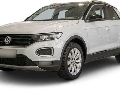 gebraucht VW T-Roc T-RocTSI SPORT+BEHEIZBARES LENKRAD+PANORAMADACH+EL. HECKKLAPPE+KEYLES