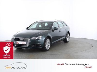 gebraucht Audi A4 Avant design 1.4 TFSI AHK DAB Xenon SHZ