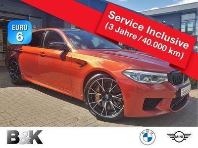 gebraucht BMW M5 Competition