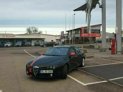 gebraucht Alfa Romeo 159 1.9 JTDM 16V DPF Distinctive als Limousine in Wiesloch