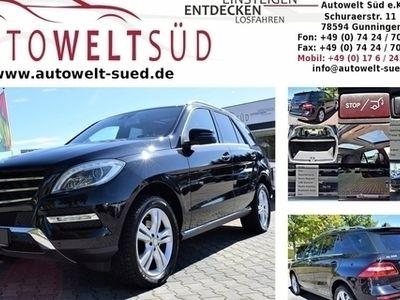 gebraucht Mercedes ML350 BT 4M