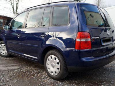 gebraucht VW Touran 1.9 TDI DSG + Automatik +Klima +Scheckhef