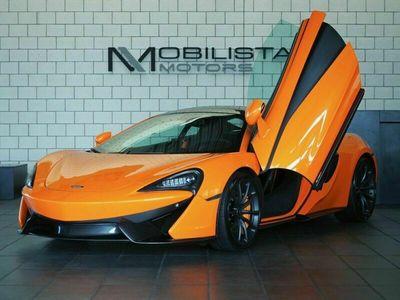 gebraucht McLaren 570S Coupe MSO TITANAUSPUFF MY18 by MM
