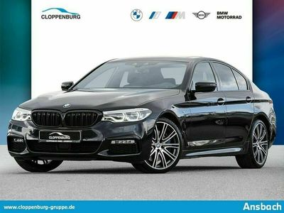 gebraucht BMW 540 xDrive Limousine - M Sportpaket Head-Up