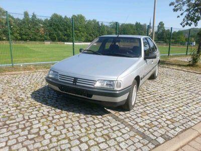 gebraucht Peugeot 405 YoungtimerGRI 1Jahr bis zur H...