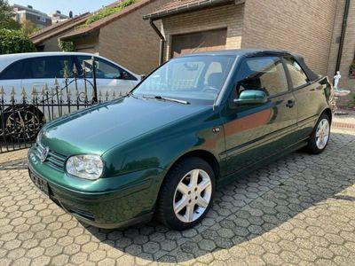 gebraucht VW Golf Cabriolet 4 1.6