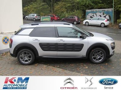 gebraucht Citroën C4 Cactus Blue Hdi 100 Stop&Start