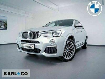 gebraucht BMW X4 i M-Sport HUD Navi PDC SHZ LenkradHZG Leder