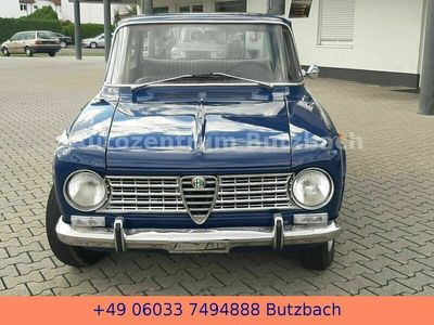 gebraucht Alfa Romeo Giulia 1300 Ti Original als Limousine in Butzbach