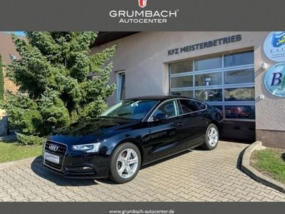 gebraucht Audi A5 Sportback 1,8l TFSi Multitronic Navi/Xenon/Assiste