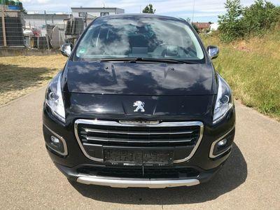 gebraucht Peugeot 3008 Blue 2,0 HDi 150 Allure,KLIMA,NAVI,XENON