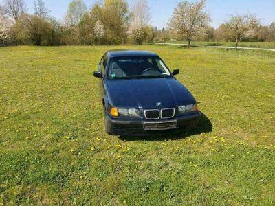 gebraucht BMW 316 Compact e36 i