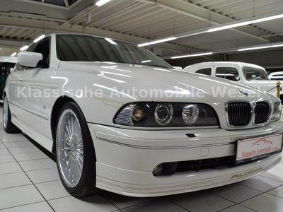 gebraucht Alpina B10 4.8 V8 S/Nr. 22 von 88/1 von 3 in weiß