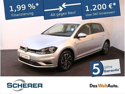 used VW Golf JOIN VII 2.0 TDI BMT Navi, ACC, Light Assist, Air Care
