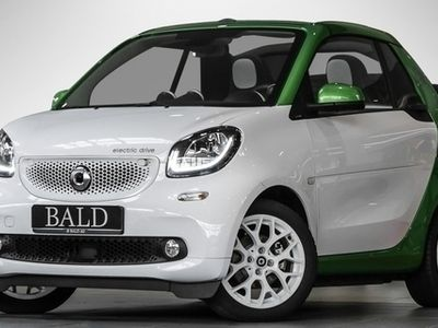 gebraucht Smart ForTwo Electric Drive cabrio