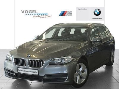 gebraucht BMW 525 d Touring Head-Up HiFi Xenon RFK Navi Bus.