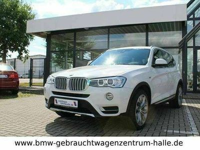 gebraucht BMW X3 xDrive35d bei Gebrachtwagen.expert