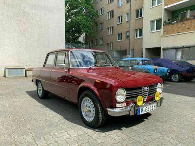 gebraucht Alfa Romeo Giulia 1300 SUPER *RESTAURIERT*