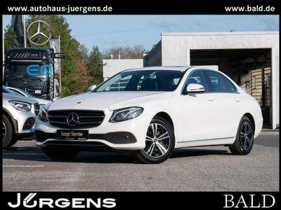 gebraucht Mercedes E220 4M Avantgarde/Navi/ILS/Cam/Distr/SHD/DAB