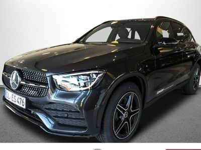 gebraucht Mercedes GLC220 d 4M AMG Line Night Panorama AHK Kamera