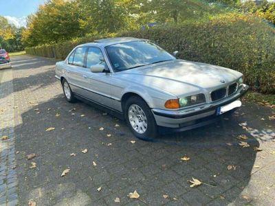 gebraucht BMW 326 E38 750i SP