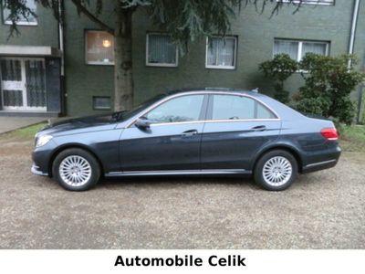 gebraucht Mercedes E300 BlueTEC*Navi /LED/11.000 TKM