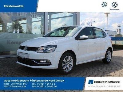 gebraucht VW Polo Comfortline 1.2 TSI KLIMA ZV SERVO