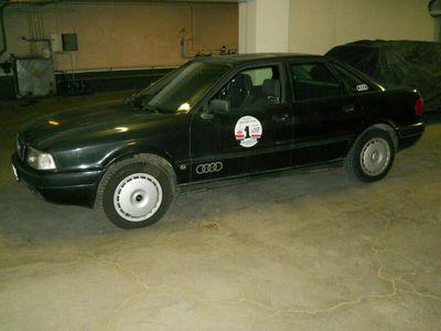 gebraucht Audi 80 2.3 E, 98kW, 133PS, 5-Zylinder, NG2, TÜV02/22