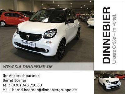 gebraucht Smart ForFour Electric Drive EQ prime / EQ Gebrauchtwagen, bei Autohaus Dinnebier GmbH