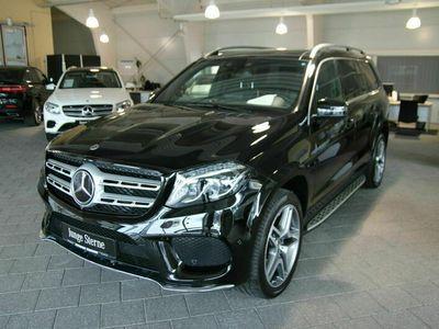 gebraucht Mercedes GLS350 d 4M AMG Line/Pano/Standh/AHK/Sound/Dist