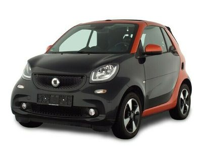 gebraucht Smart ForTwo Cabrio ForTwo 66kW Passion Automatik Cool+Audio