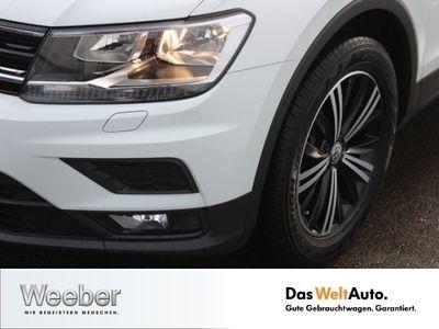 gebraucht VW Tiguan 2.0 TDI Join Navi PDC LM Tempo Klima