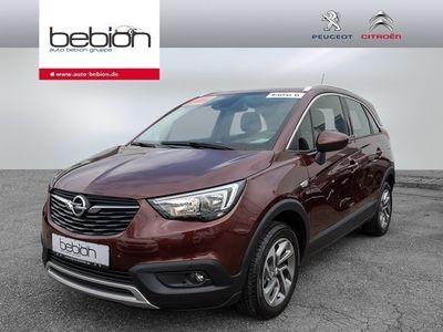 gebraucht Opel Crossland X 1.2 ECOTEC Start/Stop Innovation