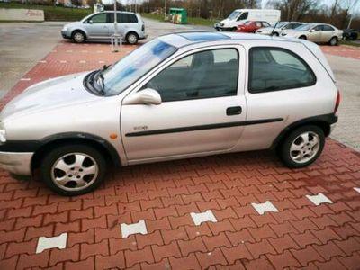 gebraucht Opel Corsa B Automatik 1.2 16V Edition 100