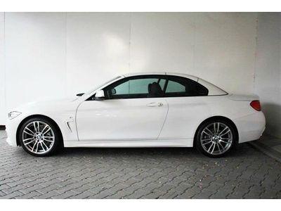 gebraucht BMW 420 d Cabrio M Sport HeadUp Leder Apple CarPlay