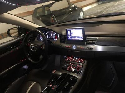 gebraucht Audi A8L 4.2 TDI DPF quattro tiptronic