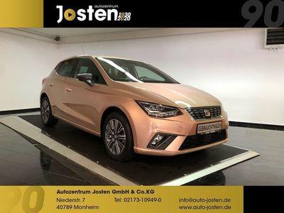 gebraucht Seat Ibiza XCellence 1.0 TSI NAVI VOLL LED PDC Full Link