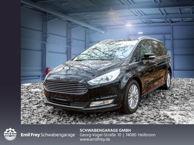 gebraucht Ford Galaxy 2.0 EcoBlue Bi-Turbo Aut. Titanium