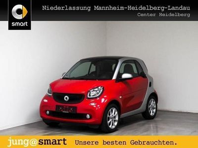 używany Smart ForTwo Coupé passion (Klima el. Fenster)