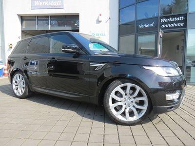 gebraucht Land Rover Range Rover Sport 3.0 HSE bei Gebrachtwagen.expert