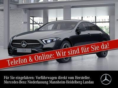 gebraucht Mercedes CLS450 Cp. 4M AMG WideScreen Stdhzg Multibeam EDW