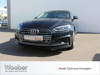 gebraucht Audi A5 3.0 TDI quattro S tronic sport S line Pano St
