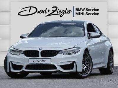 gebraucht BMW M4 Coupe Competition DKG HUD DAB HiFi Kamera Alu