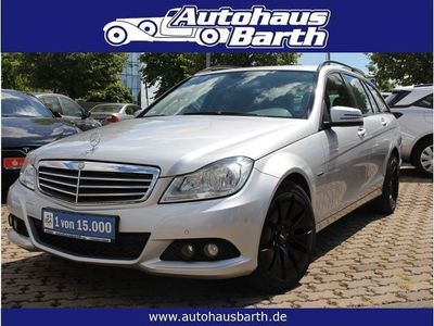 used Mercedes C220 NAVI * PDC * SITZHZG. * LED-TF