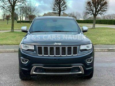 gebraucht Jeep Grand Cherokee 3.6 V6 FlexFuel Limited Automatik als SUV/Geländewagen/Pickup in Nauen