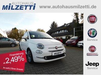 gebraucht Fiat 500L 500 LOUNGE 1.3 MJET PDC KLIMAAUTO TFT 99€mtl.