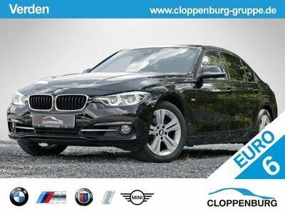 gebraucht BMW 318 i Limousine Sport Line