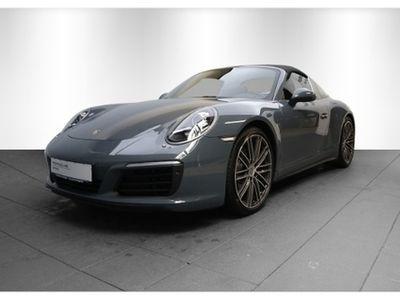 gebraucht Porsche 911 Targa 4S 991 3.0 BOSE PDLS Sportabgasanlage