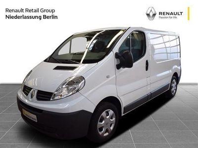 gebraucht Renault Trafic KASTEN 2.0 DCI 90 FAP L1H1 2,7T PARTIKELFILTER EU