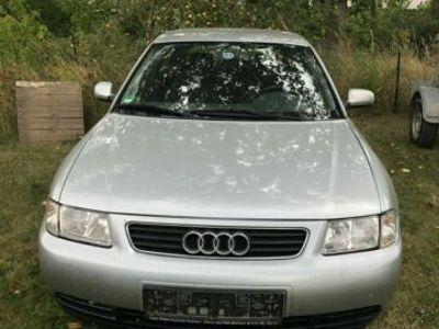 gebraucht Audi A3 Silber